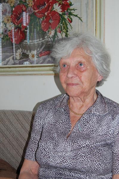 Grandma Cvetka